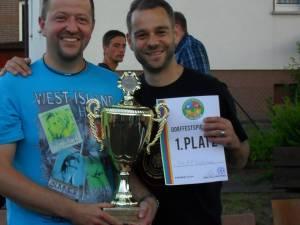 Dorffest 2014 Pokal 2